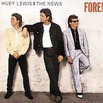 Huey Lewis & The News (CD) Fore!