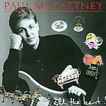 Paul McCartney & Wings (CD) All The Best!