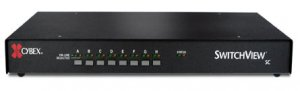 Cybex SwitchView SC 1x8 KVM Switch
