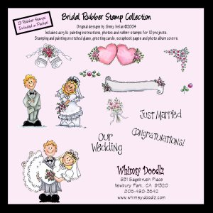 Bridal Rubber Stamp Collection