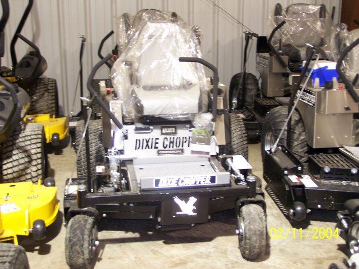 Dixie Chopper Silver Eagle