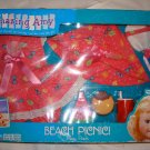 "Amazing Amy Doll ""Beach Pinic"" Play Pack MIB"