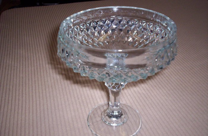Indiana Glass Co. Candy Dish