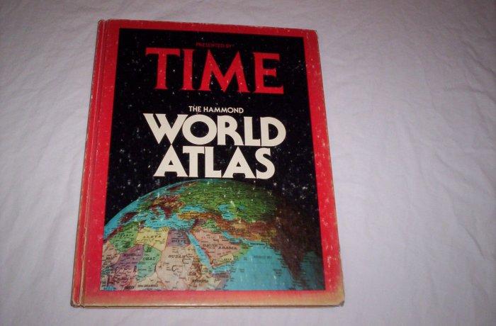 Time-World Atlas