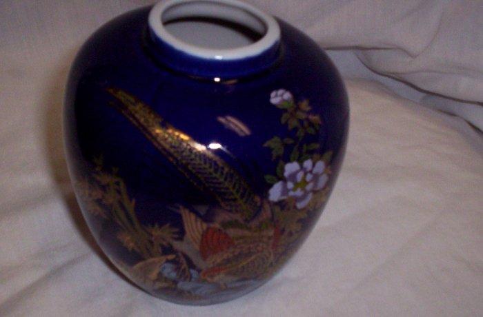 Oriental Style vase