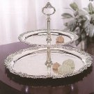 Silverplated Server