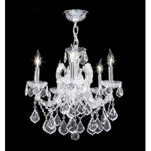 The Maria Theresa Grand Collection Chandelier by James Moder Lighting
