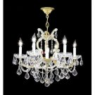 The Index Gallery Chandelier - Maria Theresa Value