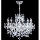 The Index Gallery Chandelier 93736 by James Moder Lighting
