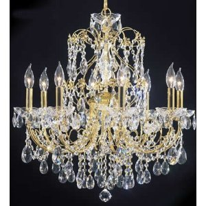 """The """"Christina"""" Collection Chandelier"""