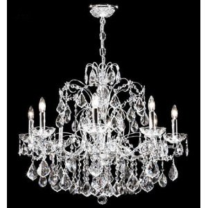 8 Light Promotion Two Chandelier