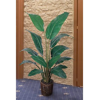 Travellers Silk Palm Tree 4.5 ft