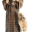 St Francis Figurine