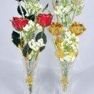 "8"" Anniversary Roses"