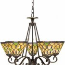WOODBURY - FIVE LIGHT CHANDELIER BY KICHLER LIGHTING