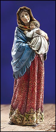 Madonna of the Streets Figurine