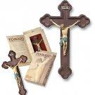 """10"""" Budded Crucifix"""