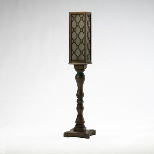 Angeto Burnished Bronze Floor Lamp