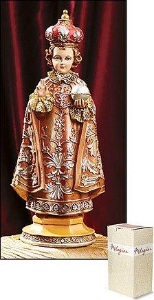 Santo Nino de Praga Statue
