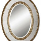 Uttermost Lara Oval Mirror