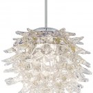 LBL Lighting Ooni Clear Glass Mini Pendant