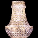 """THE """"EMPIRE"""" COLLECTION CHANDELIER BY JAMES MODER LIGHTING"""