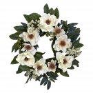"""22"""" Magnolia Wreath"""