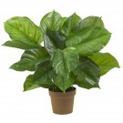 Large Leaf Philodendron Silk Plant