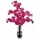 Phalaenopsis Silk Flower Arrangement
