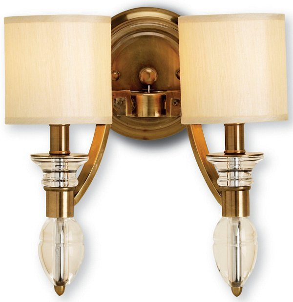 Sebastian - Two Light Wall Sconce