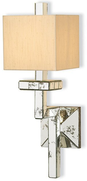 Currey and Company Eclipse - One Light Wall Sconce