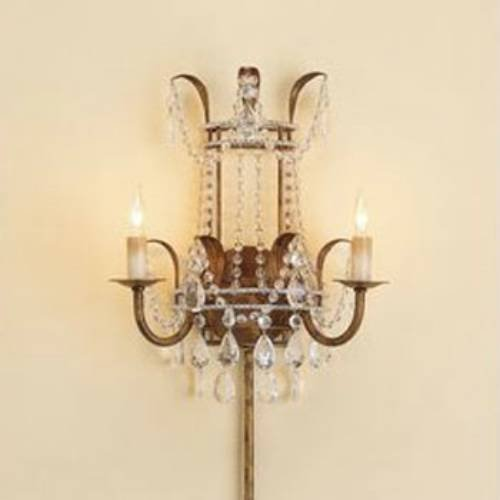 2 Light Laureate Wall Sconce