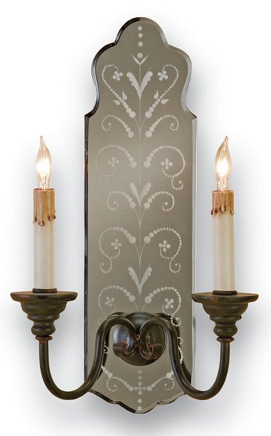 2 Light Antonio Wall Sconce