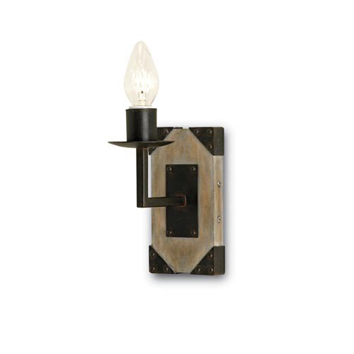 Eufaula - One Light Wall Sconce