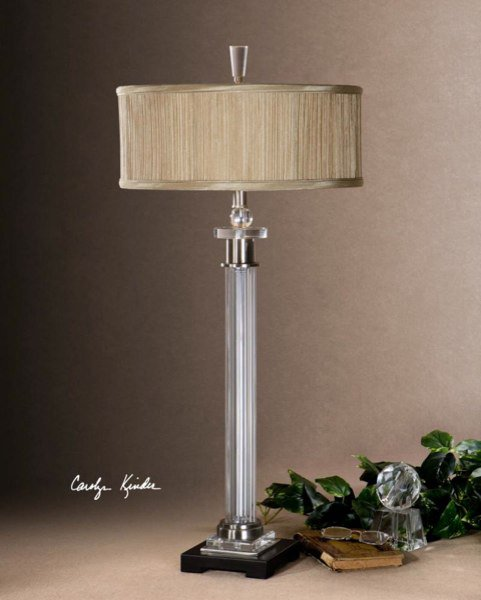 Rowley - Two Light Table Lamp