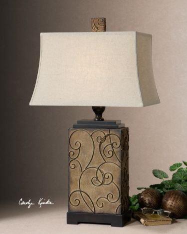 Calvina - One Light Table Lamp