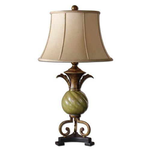 Capriva - One Light Table Lamp