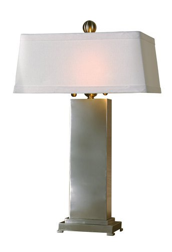 Metal Contempo - Table Lamp