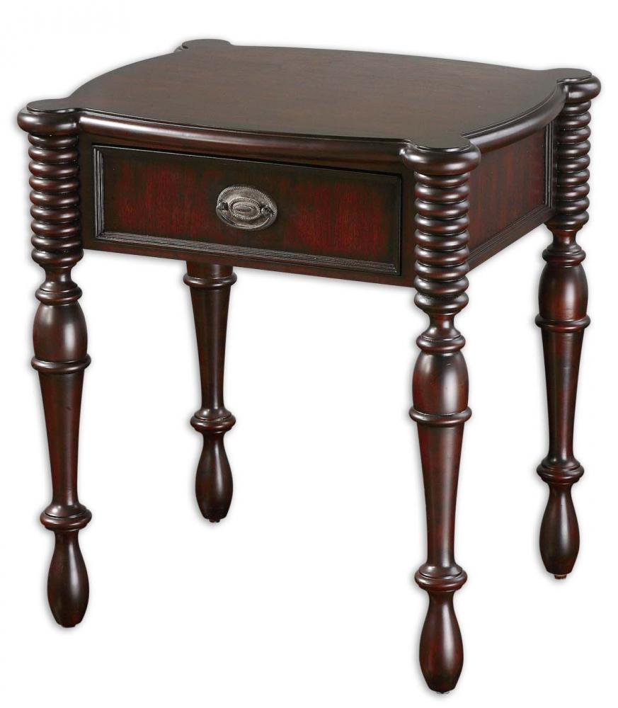 HARSHA - ACCENT TABLE