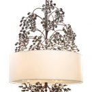 Four Light Chandelier from the Winterberry Collection