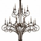 Gloucester - Eighteen Light Chandelier by Elk Lighting
