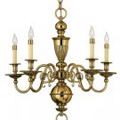 Hinkley Lighting - 4415BB - Cambridge Chandelier