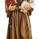 Saint Anthony Wood Statue