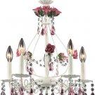Rosavita - Five Light Chandelier by Elk Lighting