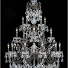 Crystorama (20) Light Legacy Ornate Chandelier with Swarovski Crystal