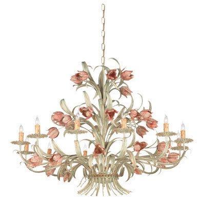 Crystorama Lighting - 4809 - Southport - Twelve Light Chandelier
