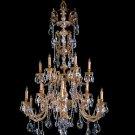Crystorama Lighting - 18 Light Chandelier - Palmer
