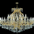 Crystorama Maria Theresa 32 Light Chandelier in Gold Finish