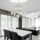 Zaneen - Prado 10-Light Chandelier