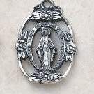 Silver Miraculous Medal